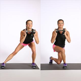 تمارين لتقوية عضلات الأرجل في البيت للمبتدئين