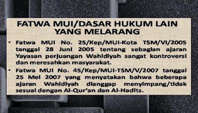 Wahidiyah | Hal-hal Yang Sering Dipermasalahkan Dalam Wahidiyah