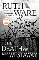 The Death of Mrs. Westaway by Ruth Ware book cover and review