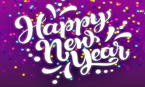 New Year Photos 2020, New Year Wishes Photos 2020