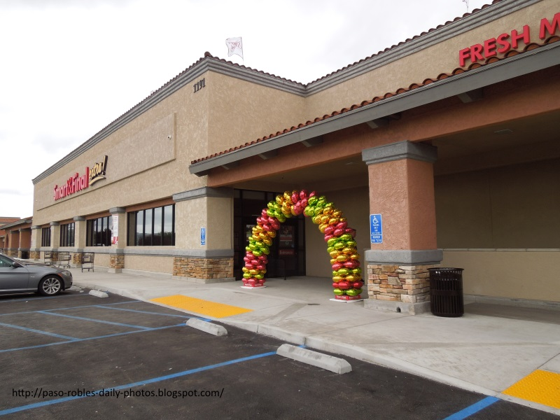 Review of New Smart & Final Extra Store in Paso Robles