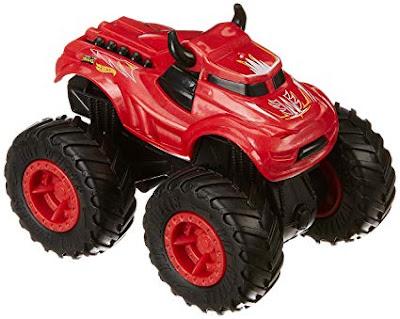 Xe Hotwheels Monster Truck mạnh mẽ