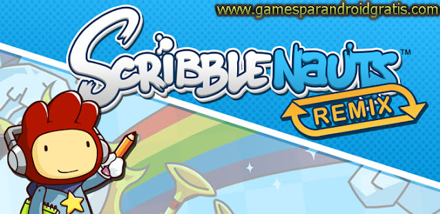Download Scribblenauts Remix Apk + Data