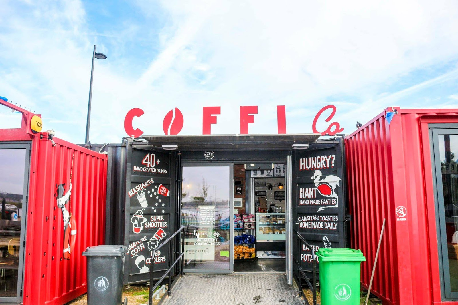 Cardiff Bay Coffee