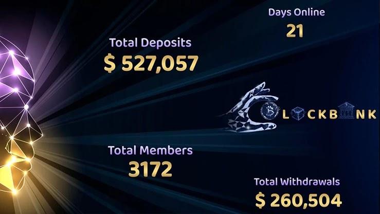 Недельный отчет от Block Bank