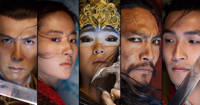 Sinopsis Film Mulan : Prajurit Wanita Legendaris Dari Cina - Clouidnesia