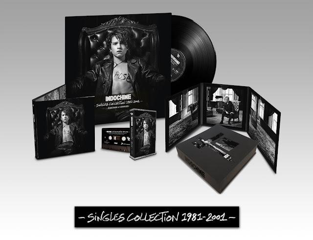 'Singles Collection 1981 - 2001' saldrá el 11 de diciembre 2020
