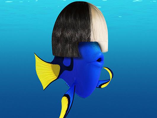 """Sia interpreta el tema """"Unforgettable"""" en 'Buscando a Dory'"""