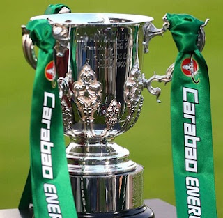 2019-20 Carabao Cup Quarter-final Draw: Last 8 fixtures, schedule dates, live stream.