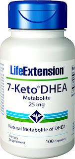 7-keto-dehydroepiandrosterone (7-keto-DHEA)