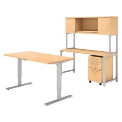 400 series ergonomic desk set