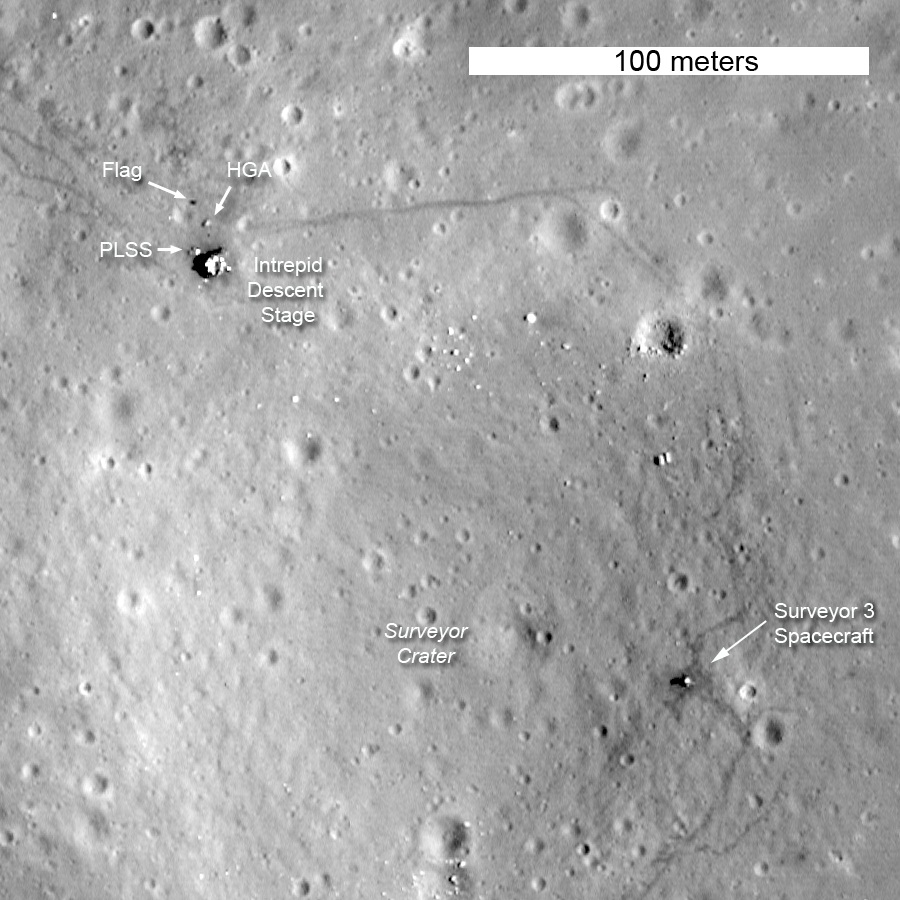 Thoughts From The Antipodes: On Moon Landing Evidence and
