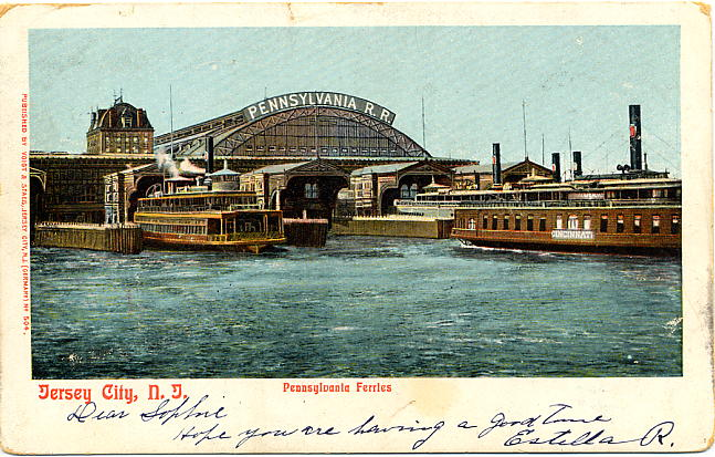 The National Railroad Postcard Museum New York S