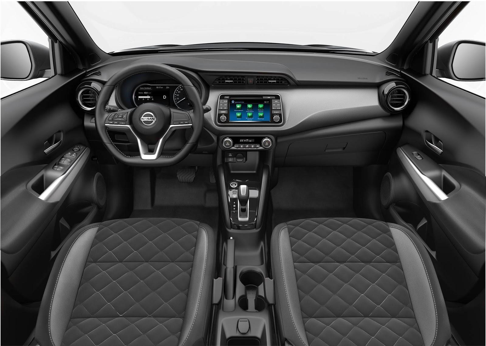 Nissan Kicks 2018: preços, consumo, fotos e versões | CAR ...