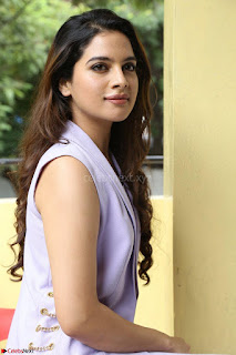 Tanya Hope in Crop top and Trousers Beautiful Pics at her Interview 13 7 2017 ~  Exclusive Celebrities Galleries 120.JPG