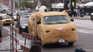 صور سيارات غريبة - اغرب السيارات في العالم بالصور