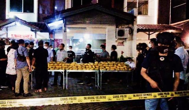 Polisi Tak Tahu Kenapa Jaringan Timur Tengah Transaksi 201 kg Sabu di Petamburan