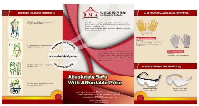 Contoh Iklan Produk Proteksi  / Pelindung / APD