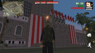 Download GTA SA Lite Indonesia Android MOD by Ilham (RAM 512 Mb)