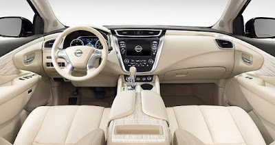 2016 Nissan X-Trail SUV Hd interior image