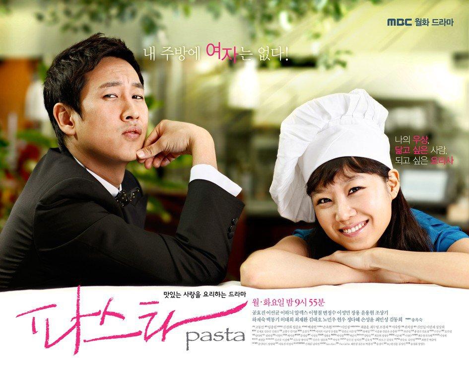 Review dan sinopsis drama Pasta 2010