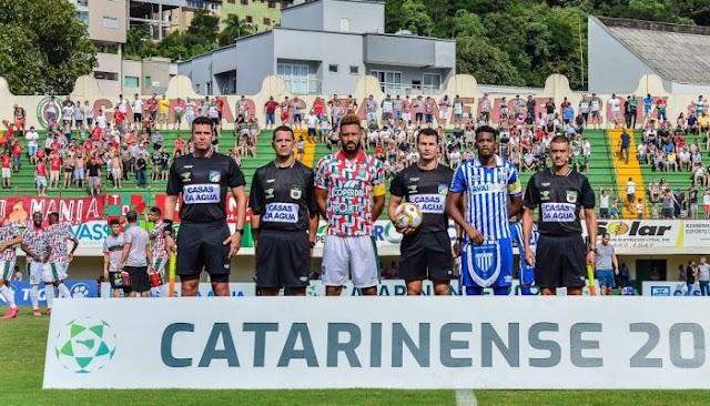 Campeonato Catarinense encerra a primeira fase com Avaí na liderança; Concórdia e Tubarão brigam contra o rebaixamento