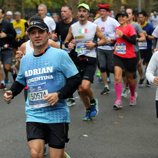 El periodista Adrián Stravitz nos habla de la magia de TCS NYC Marathon