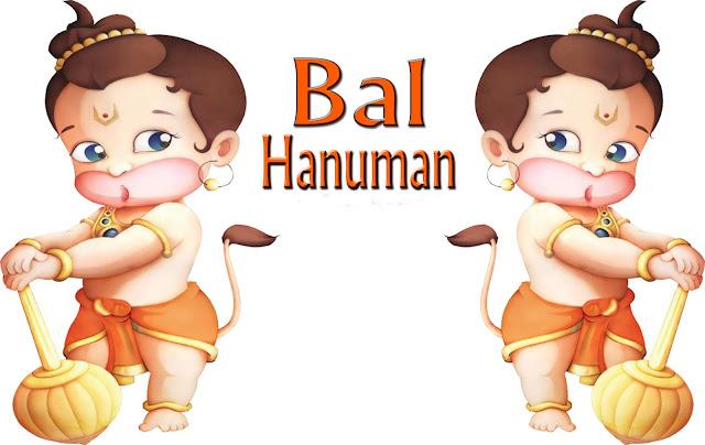 Bal Hanuman  Wallpaper