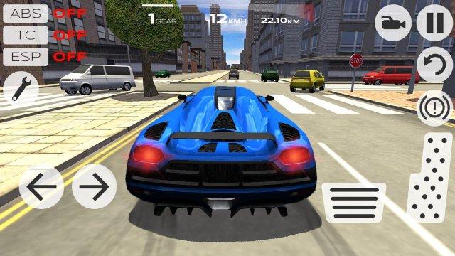 Game android balapan mobil simulator gratis
