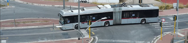 Tornano i filobus sulla Laurentina!