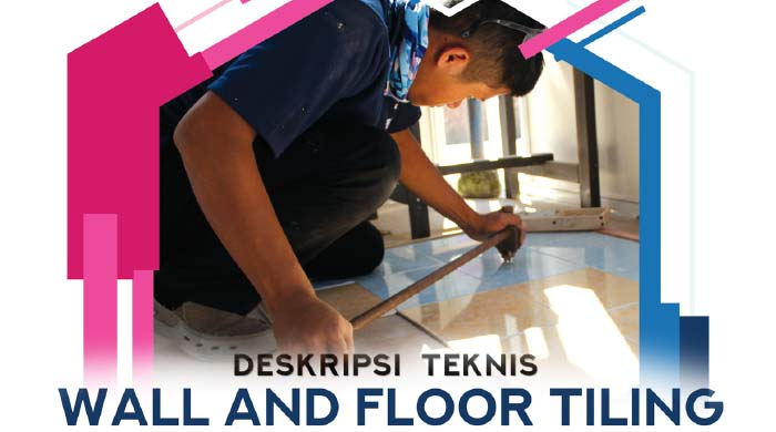 LKS SMK Wall and Floor Tiling
