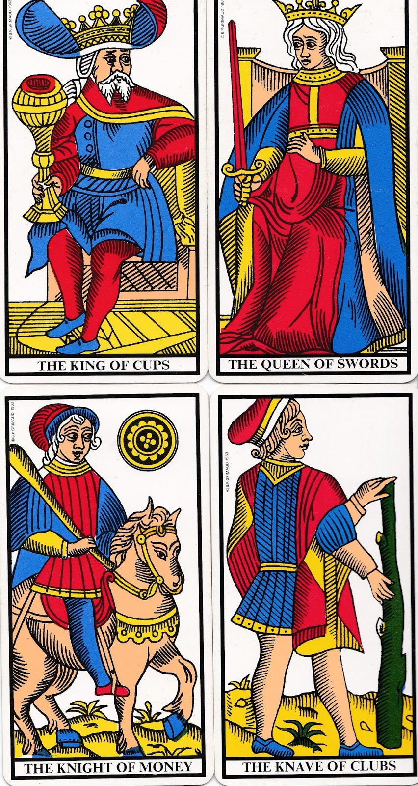 tarot cards essay