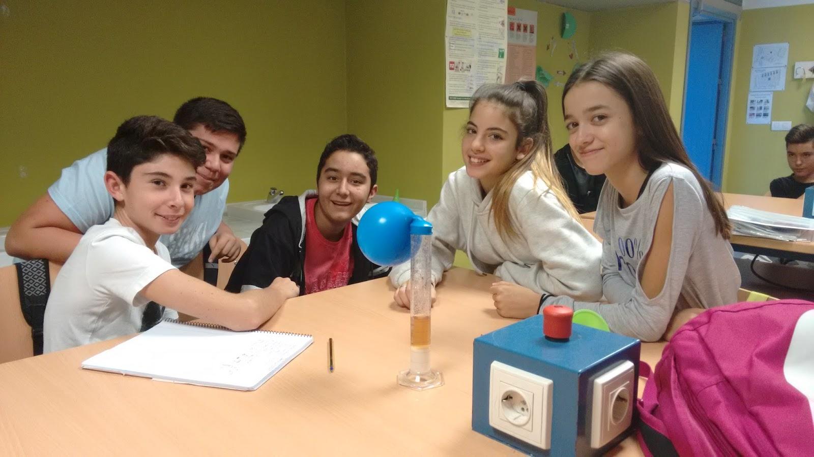 experiencia de laboratorio inflar un globo por la accin de una reaccin qumica - Tabla Periodica De Los Elementos Quimicos Galilei