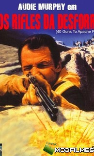 Capa do Filme Os Rifles Da Desforra