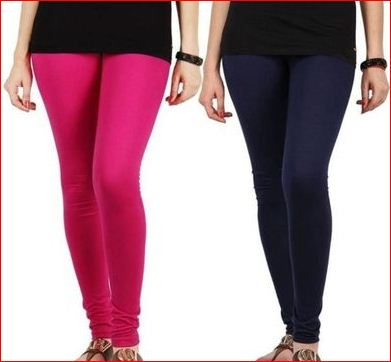 Buy one Get One Pack of 2 Cotton Leggings