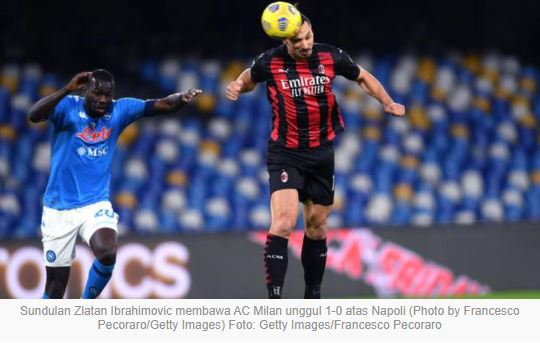 Napoli vs Milan 1–3 Highlights