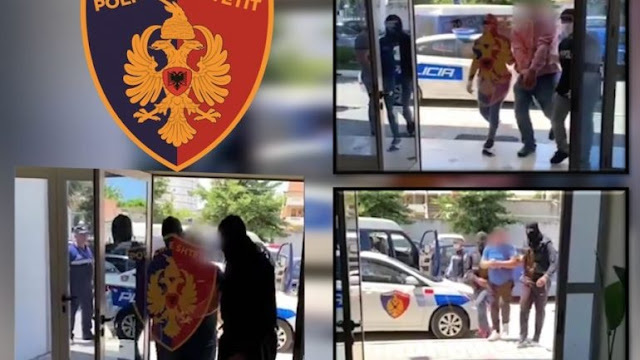 5 women and two hotel owners are arrested for prostitution in kavaja
