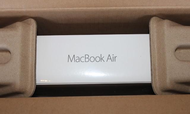 IMG 1670 - Unboxing van mijn nieuwe MacBook Air 13