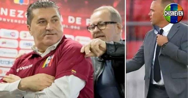 Dudamel podría volver a ser el entrenador de la Vinotinto en los próximos meses