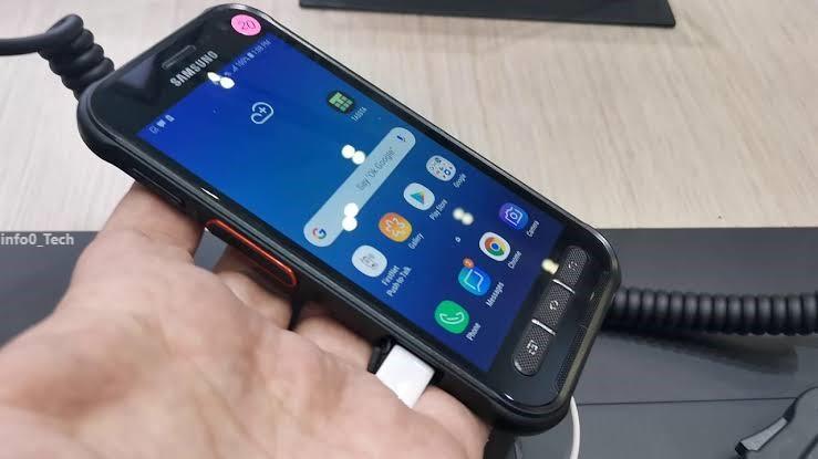 سامسونج تعلن رسميًا عن هاتفها شديد التحمل