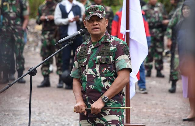 Digoda ke Pilgub Jateng, Jenderal Gatot: Maaf, Saya Punya Cita-cita
