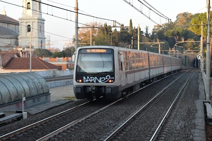 Metro B, dal 26 giugno servizio regolare