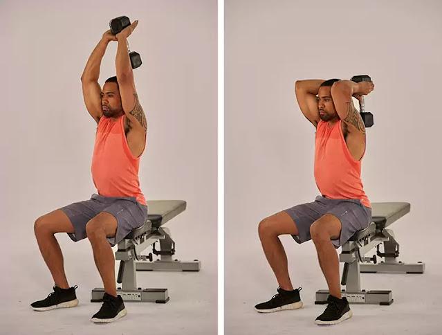 Best Dumbbell Tricep Exercises