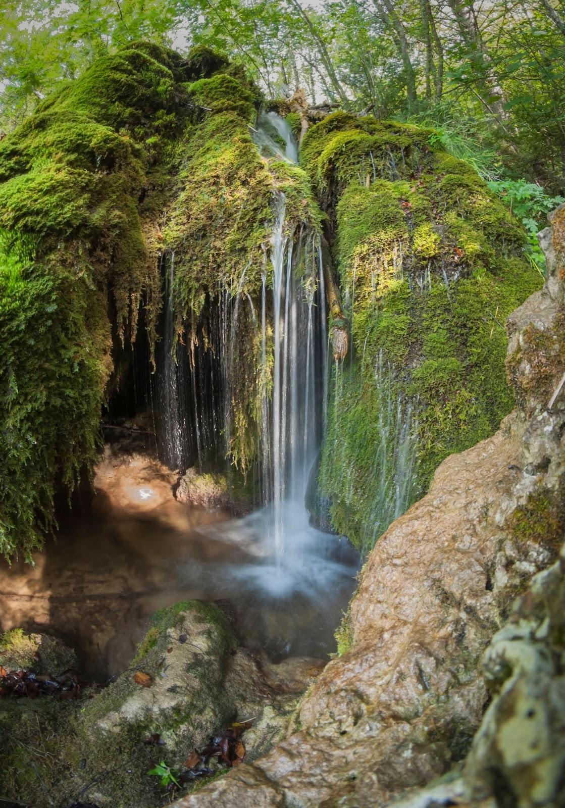 Cascade Slovénie