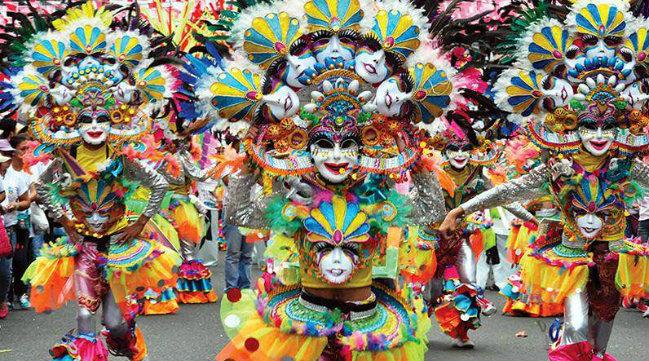 The Masskara Festival
