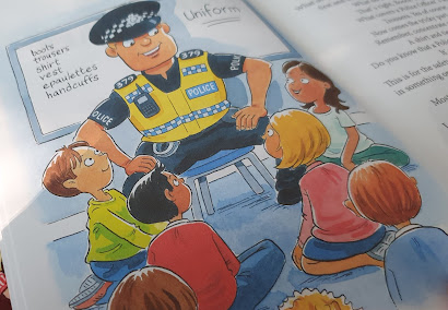 safety for children when shopping book review Colin the community cop