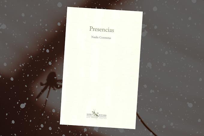 Presencias, libro de poemas de Nadia Contreras para descarga gratuita