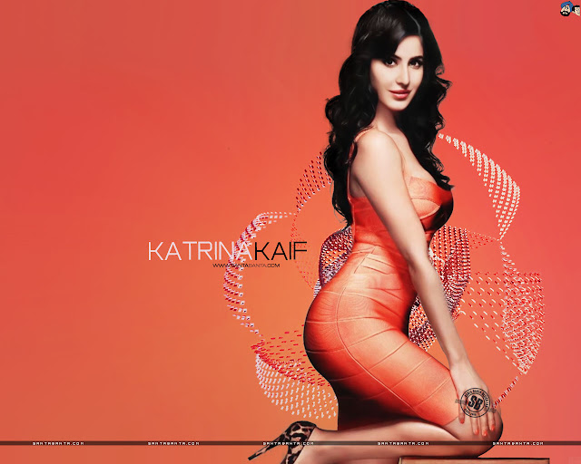 Katrina Kaif  looks amazing in shot dresses