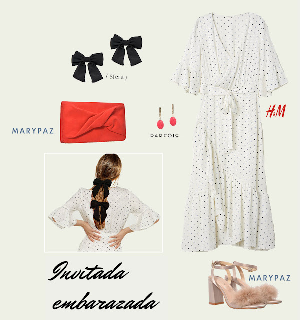 look-invitada-embarazada