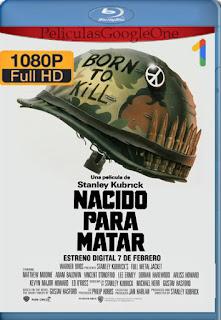 Nacido para matar (1987) [1080p BRip] [Latino-Inglés] [LaPipiotaHD]